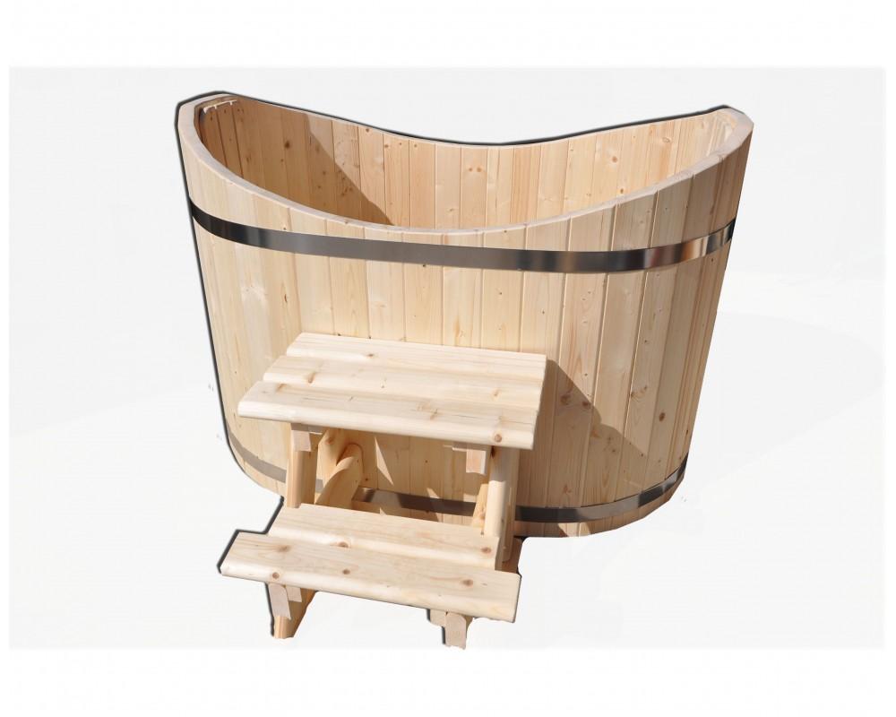 Vasca Da Bagno Ofuro : Legno ofuro giapponese vasca da bagno