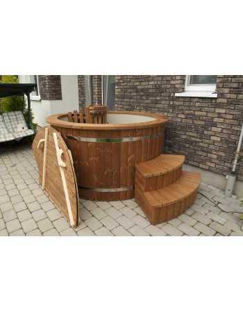 180 cm Hot Tubs in polipropilene