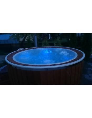 Sistema di massaggio con bolle d'aria
