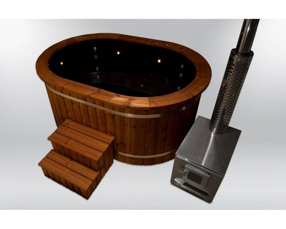 Vasca Da Bagno Ofuro : Vasca ovale ofuro idromassaggio mini piscina fuori terra