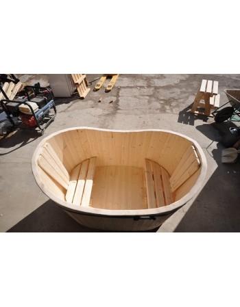 Legno ofuro giapponese vasca da bagno for Legno giapponese
