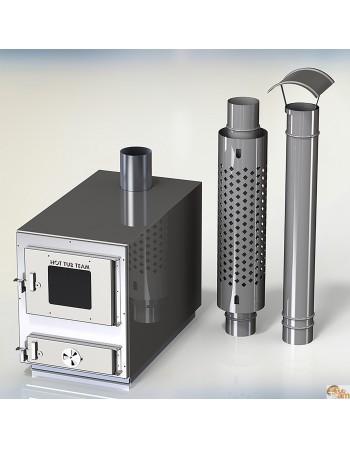 Supporto in metallo alluminio KL aL-90