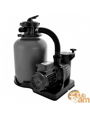 Sistema di filtrazione dell'acqua