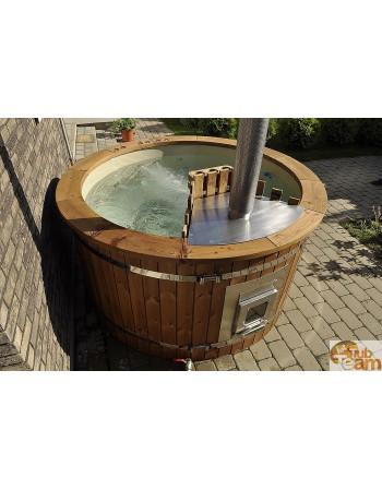 Vasca idromassaggio con forno integrato 1,8 m, 5-6 persone