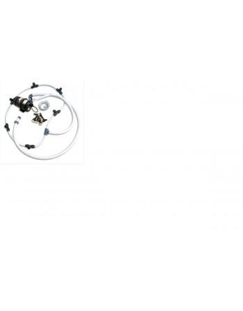 Oro burbulų masažo sistema